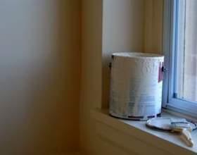 Comment peindre les murs et les plafonds de couleurs différentes фото