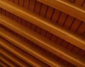 Comment peindre bois poutres au plafond фото