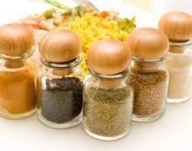 Comment associer les aliments et les épices фото