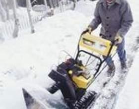 Comment prévenir les sabots dans les souffleuses à neige фото