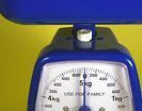 Comment lire une échelle en pesant grammes фото