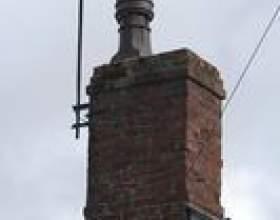 Comment reconstruire une cheminée en brique фото
