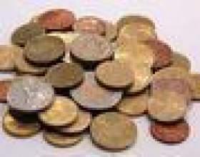 Comment rouler les pièces en euros фото