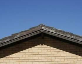 Comment bardeaux un toit à pignon фото