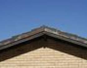 Comment pulvériser la réparation d`un toit фото