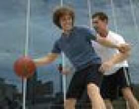 Comment voler le ballon de basket-ball фото