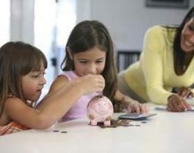 Comment apprendre aux enfants à reconnaître les pièces de monnaie фото