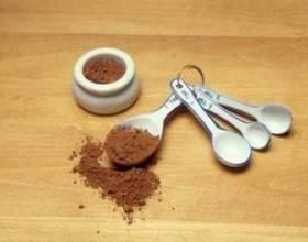 Comment utiliser la poudre de cacao pour les carrés de chocolat non sucré фото