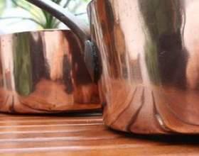 Comment utiliser des pots en cuivre sur une plaque de cuisson en céramique фото
