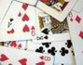 Instructions pour jeu de cartes 99 фото