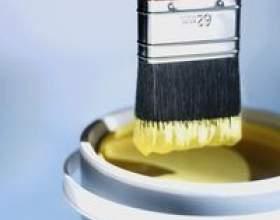 Idées de cuisine de décoration pour murs jaunes фото