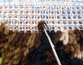 Directions de crochet de verrouillage фото