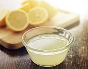 Le jus de citron en tant que conservateur pour améliorer la durée de conservation фото