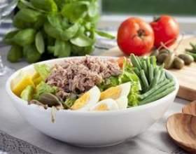 Liste des salades françaises фото
