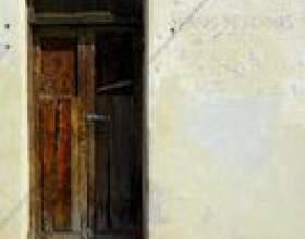 Faire un coup d`oeil de porte rustique moderne фото