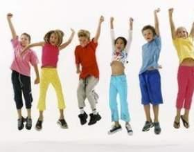 Les activités du mouvement de musique pour les enfants 3-5 ans фото
