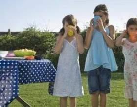 Jeux de pique-nique en plein air pour les enfants 5-12 ans фото