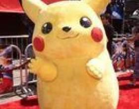 Pikachu idées gâteau фото