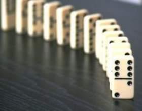 Règles sur la façon de jouer à des jeux de domino en utilisant double 15 фото