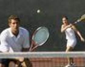 Règles de tennis en double bris d`égalité фото