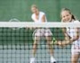 Règles de tennis pour les enfants фото