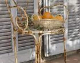 Acier vs meubles en aluminium de patio фото