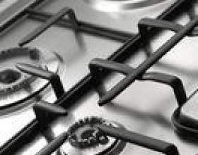 Types de brûleurs de cuisinière фото