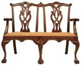 Styles de chaises à bois фото