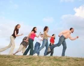 Team building exercices pour les adultes фото