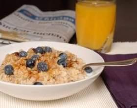 Les meilleurs aliments pour le petit déjeuner pour l`énergie фото