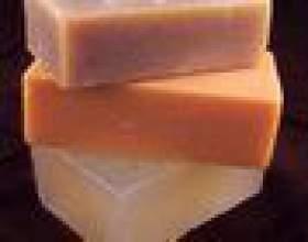 Comment faire du savon naturel du lait фото