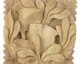 Les instructions pour la sculpture sur bois en relief фото