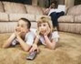 Les effets négatifs de la télévision sur la communication фото