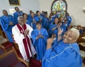 Liste des hommes chanteurs de gospel фото