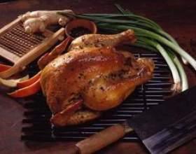 Types d`assaisonnement de poulet фото
