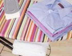 Types de vêtements qui peuvent être pulvérisation amidonné фото