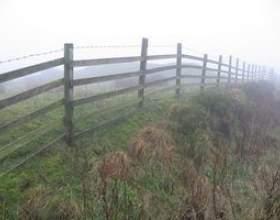 Types de joints de clôture фото