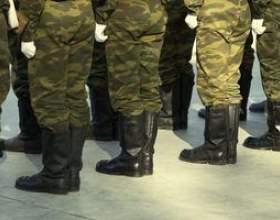 Quelles sont les exigences de santé militaires à se joindre à l`armée? фото