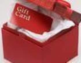 Idées emballage cadeau pour les cartes-cadeaux фото