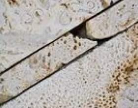 Qu`est-ce que les pluies acides font au calcaire? фото