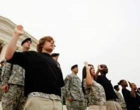Qu`est-ce qui se passe lorsque vous vous inscrivez à la garde nationale? фото