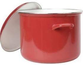 Quelle est la porcelaine émail ustensiles de cuisine? фото