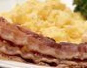 Qu`est-ce que le bacon cru? фото