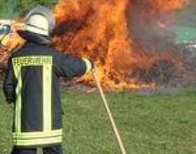 Quel type d`éducation avez-vous besoin d`être un pompier? фото