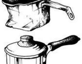 Qu`est-ce que les métaux sont des casseroles faites? фото