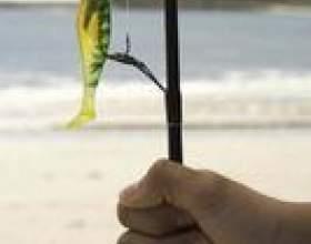 Quelle taille crochets sont bons pour la pêche de surf? фото