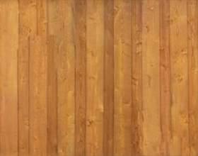 Quelle est la taille des postes pour une clôture en bois? фото