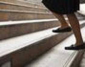 Will monter et descendre les escaliers causer la perte de poids? фото