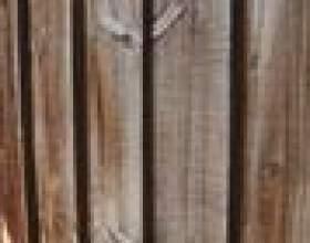Règles de clôture de la vie privée du bois фото