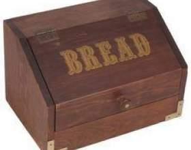 Boîtes à pain en bois vs boîtes à pain en acier inoxydable фото